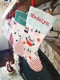 how to make homemade stockings