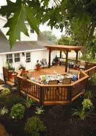 Backyard Decking Designs Enchanting 48 New Deck Ideas In 48 Home Ideas Pinterest Deck Deck