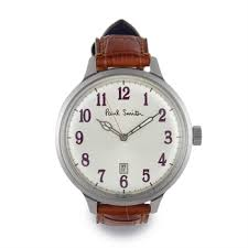 men s watch designer collection by paul smith trendyoutlook com brown and black color paul smith watch for men