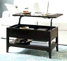 small space coffee table lift top pottery barn intended for decorations square spaces