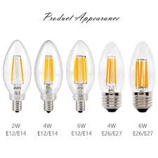 chair captivating e12 chandelier bulb 27 sunmeg 3pcs b11 filament led bulbs e26 110v 2w 4w