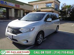 used 2016 nissan quest in garden grove california oc cars and credit garden