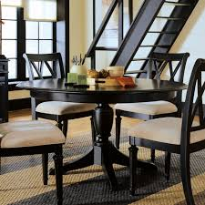 photo 3 of 4 useful black circle dining table elegant dining room decoration nice kitchen dining sets canada