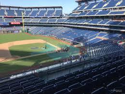 Citizens Bank Park Section 229 Philadelphia Phillies