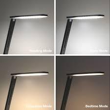 awesome 10w o lin led desk lamp touch sensor brightness color for bed for led desk lights ordinary