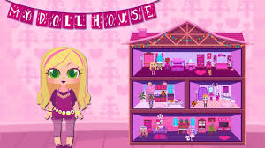 Small Picture My Doll House Design and Decoration Game for iPhone and Android