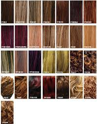 350 Hair Color Chart Hair Color Chart