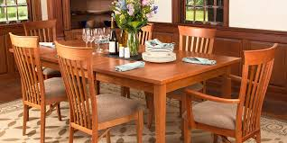cherry dining room table shaker chairs pantry versatile for decor 4