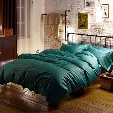 blue green turquoise egyptian cotton bedding sets bed sheets queen duvet cover king size quilt doona linen luxury double bedcover duvet covers queen king