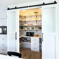 sliding closet doors with frosted glass pantry kitchen hero kitchen cabinets with sliding doors uk closet