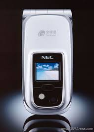 NEC N820 pictures, official photos