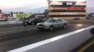 2006 Charger srt8 vs 2010 Challenger srt8 - YouTube