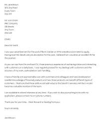 Cover Letter For Job Application Template Nfcnbarroom Com
