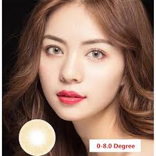 <b>1pair Natural</b> Brown Color Maylofi Soft contact lens | Shopee ...