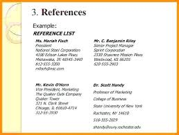 Resume References Awesome 3823 Sample Resume With Reference Format For Resume References Resume