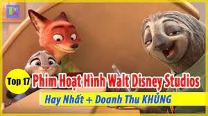 Top 17 Phim Hoạt Hình Walt Disney Studios Hay Nhất Với Doanh Thu hơn 1 Tỷ  usd - YouTube
