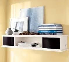 Blu ray wall shelf