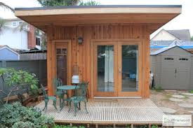 backyard home office. Tiny Backyard Home Office. Our Modern Design Of Urban Studio Can Double As A Guest Office