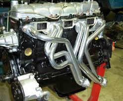FJ40 FJ60 Headers Ceramic Coated Tuned F and 2F Engines Man-A-Fre ...