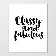 Girls Room Decor Girly Gifts Fashion Wall Art Printable Women Gift Fashion Art Fashion Print Quotes Canvas Print