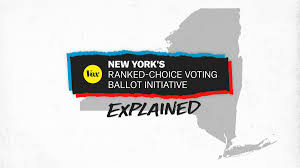 How To Make Ballots On Microsoft Word New York Citys Ranked Choice Voting Ballot Initiative