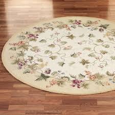 vining gs round rug