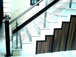 stair railing design modern with glass modern staircase railing glass stair railings glass stair railing cost