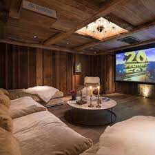 home theater lighting ideas. More Ideas Below: DIY Home Theater Decorations Basement Rooms Red Seating Small Speakers Luxury Lighting