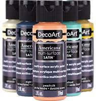 Americana Acrylic Paint Color Chart Decoart Color Charts And Checklists