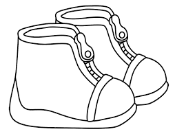 Small Picture Winter Boots For Children Coloring Page Winter Coloring Page