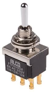 toggle switch dpdt on on on 4 a 30 v dc panel mount toggle switch dpdt on on on 4 a 30 v dc