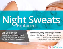night sweats shecares