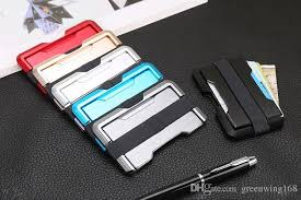 new design minimalist wallet rfid blocking for men women wallet credit card holder dhl new wallet men wallet men credit card case with 12 56 piece