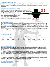Draw Length Chart Bowsports Beginners Page Stuff Archery