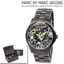 new marc by marc jacobs 10th anniversary set black men watch set 691464781620