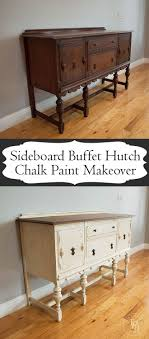 dining room sideboards and buffets. Sideboard Buffet Hutch Chalk Paint Makeover | Buffet, And Dining Room Sideboards Buffets