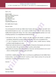 Application Letter To School