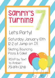 Print Out Birthday Invitations Free Printable Birthday Invitation Templates 43
