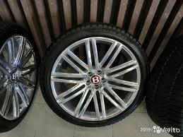 <b>Диски</b> bentley continental speed <b>R21</b> купить в Москве на Avito ...