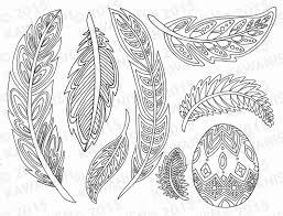 Képtalálat A Következőre Feather Coloring Page