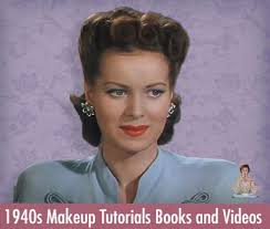 vine 1940 s makeup tutorials