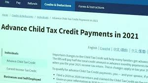 The child tax credit (ctc) is designed to give an income boost to the parents or guardians of children and other dependents. Stimulus Update Child Tax Credit Payments To Start Hitting Bank Accounts Thursday