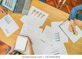Chart Of Accounts Accounting Stock Photos Images
