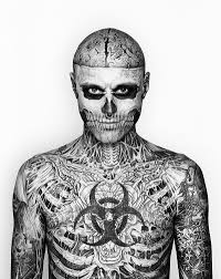 zombie boy has the best tattoo removal cover up story tattoo removal how to s