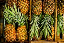 <b>Pineapple</b> Storage and Selection