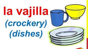 download spanish lesson 70 household chores in spanish