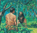 Images & Illustrations of adam-and-eve