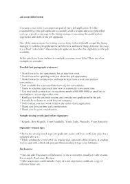 Samples Of Covering Letters For Job Applications Job Covering Letter ...