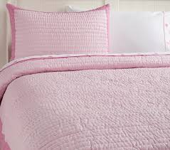 Isabelle Quilt | Pottery Barn Kids & Isabelle Quilt, Twin, Pink ... Adamdwight.com
