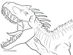 Dinosaurs Coloring Pages T Coloring Page Tyrannosaurus Coloring